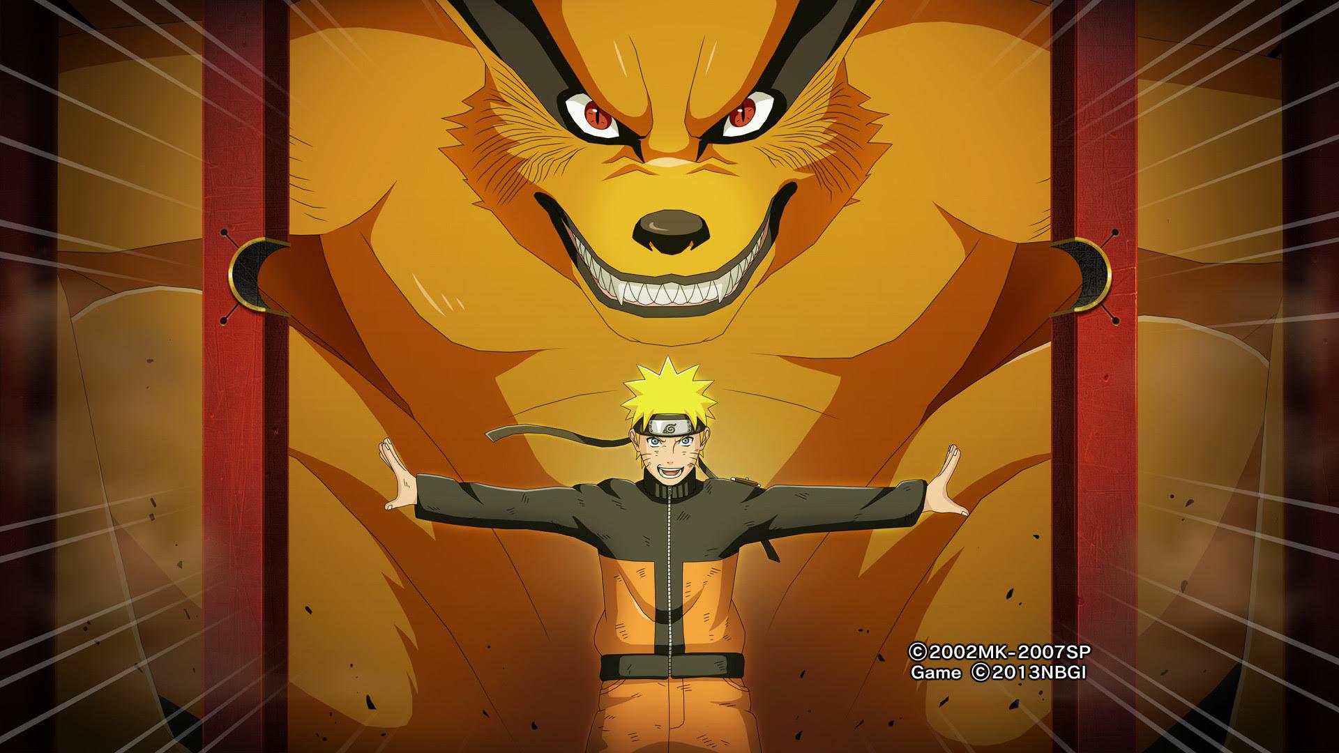61 Koleksi Gambar Keren Naruto Dan Kyuubi HD Terbaru