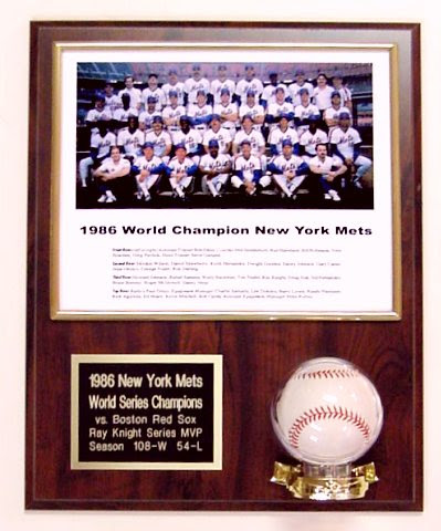 Baseball Displays