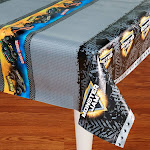 Buyseasons 256508 Monster Jam Table Cover