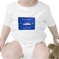 Yacht Club Yeah Buoy Bodysuits