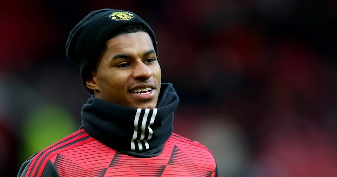 Marcus Rashford included on Football Black List for campaign against child food poverty