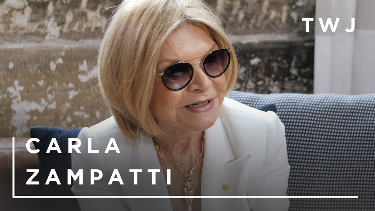 10:30am State Funeral for the late Carla Zampatti at St Mary's Cathedral, Sydney - 15th April 2021 - Carla Zampatti funeral