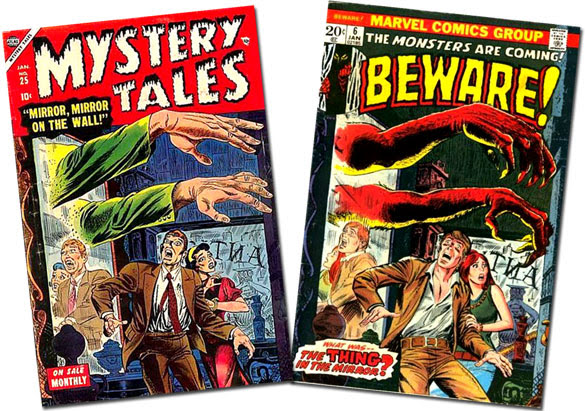 Mystery Tales #25/Beware! #6