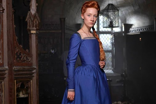 Saoirse Ronan to star as Mary, Queen of Scots, opposite Margot Robbie as Elizabeth I.  #workingtitle...