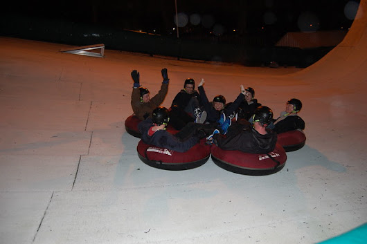 TSG Scotland Skiing and Tubing Night