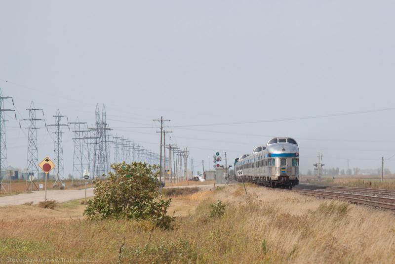 VIA Rail Canadian