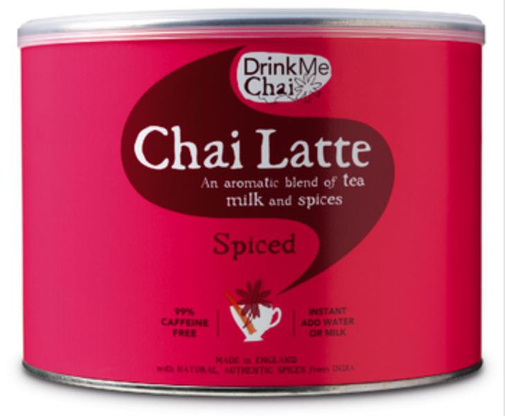 Spiced Chai Latte in Kilos from Drink Me Chai