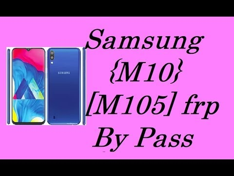 how to frp samsung [m10] {U1} frp by pass latest job done