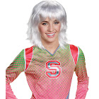 Disney Zombies Addison Platinum Child Wig