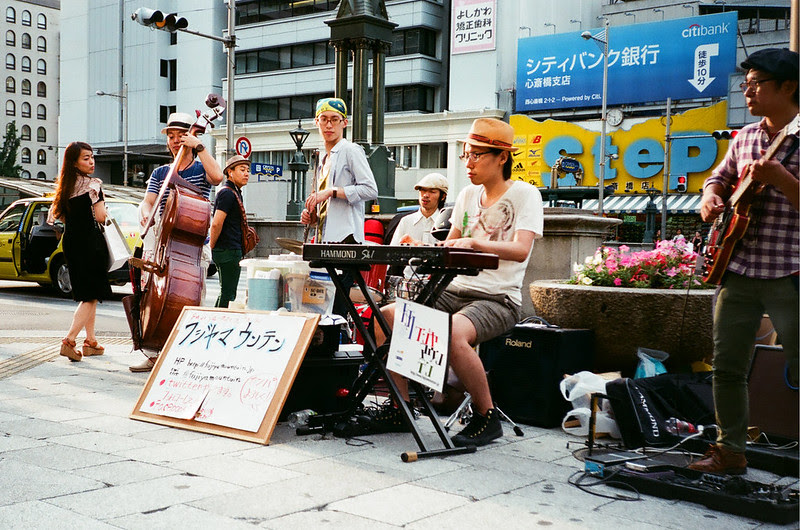 Osaka Street Musicians