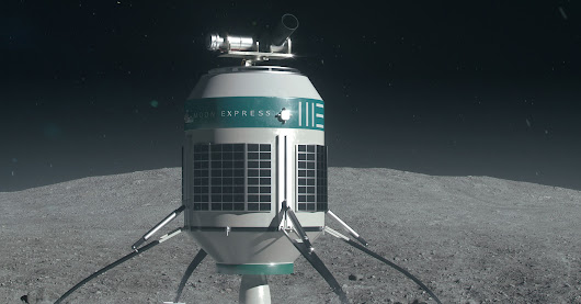 The Moon Express MX-1E Lander Is Heading for the Moon or Bust | WIRED