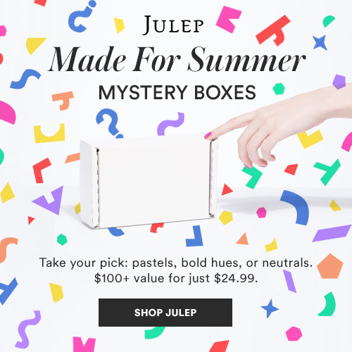It's Julep Mystery Box Time!