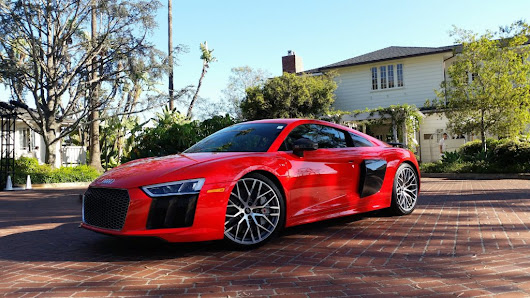 The Audi R8 is an everyday supercar - Portland Press Herald