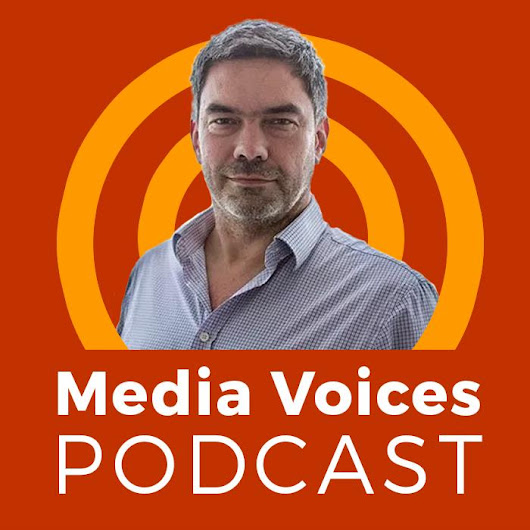 Media Voices podcast: Head of digital for The Times and Sunday Times Alan Hunter