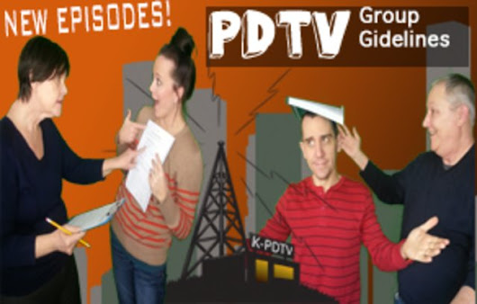 PDTV S2E2.1 Group Guidelines