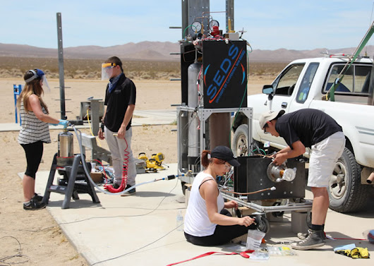SEDS@UCSD Successfully Completes Final Hot-Fire Test for Additively Manufactured Rocket Engine | Additive Manufacturing (AM)