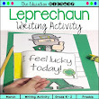 St. Patrick's Day Free Writing Activity