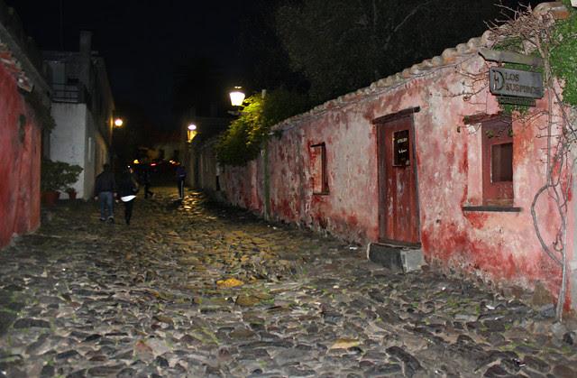 """Calle """"Los Suspiros"""" - Colonia del Sacramento"""