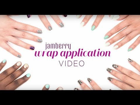 Jamberry Application and Removal