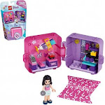 LEGO Friends Emmas Shopping Play Cube 41409 Building Kit, Includes a Collectible Mini-Doll, for Imaginative Play, New 2020