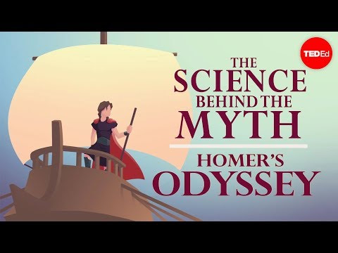 "The science behind the myth: Homer's ""Odyssey"" - Matt Kaplan"