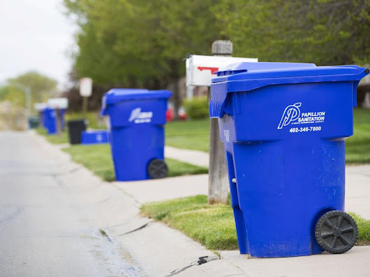 Recycling rates have tripled in Bellevue neighborhoods testing pilot program