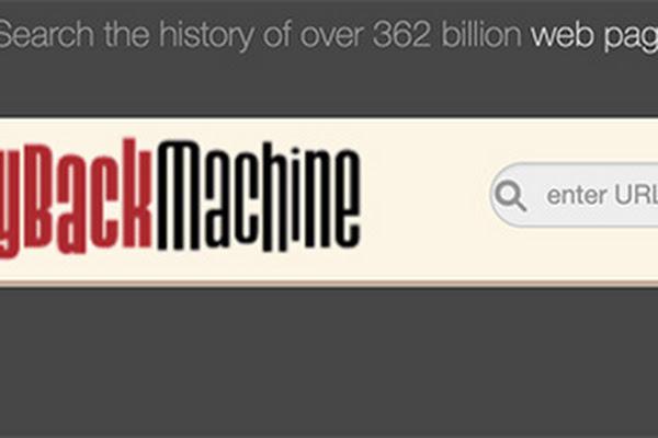 Wayback Machine Sideline Photo Fun When >> Google News Internet Archive Latest