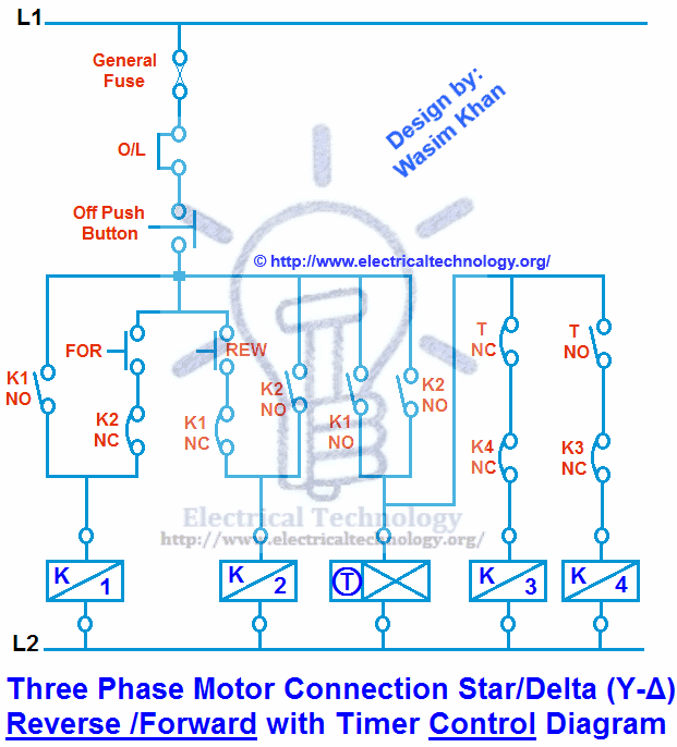 Diagram Star Delta Starter Control Wiring Diagram With Timer In Pdf And Cdr Files Format Free Download With Timer Tuataradiagramflypics Flypics It