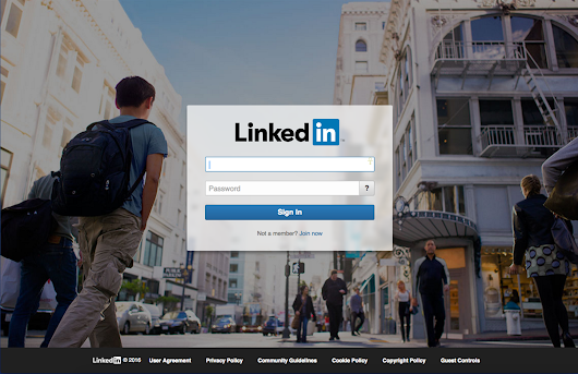 Use LinkedIn? You might want to change that password ... now