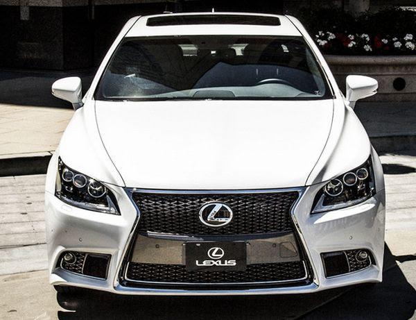 2016 Lexus LS 460 Price, Specs, Release Date