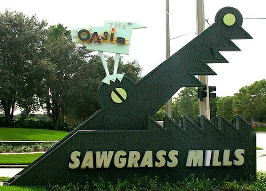 From Schmatta Row to Sawgrass Mills - Champagne Living