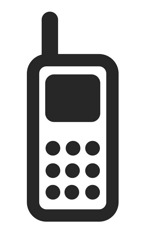 Free Phone Clipart Clip art of Phone Clipart #995