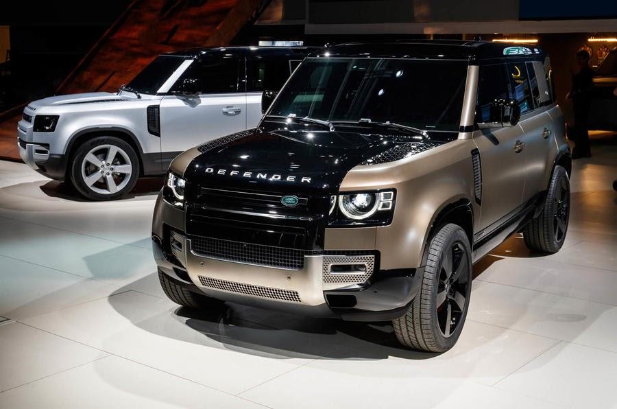 2021 Land Rover Defender Price - Specs, Interior Redesign ...