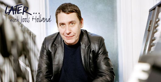 Later… With Jools Holland: 29/10/13 | Dance Yrself Clean