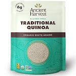 Ancient Harvest 278107 27 oz White Quinoa Pack of 6