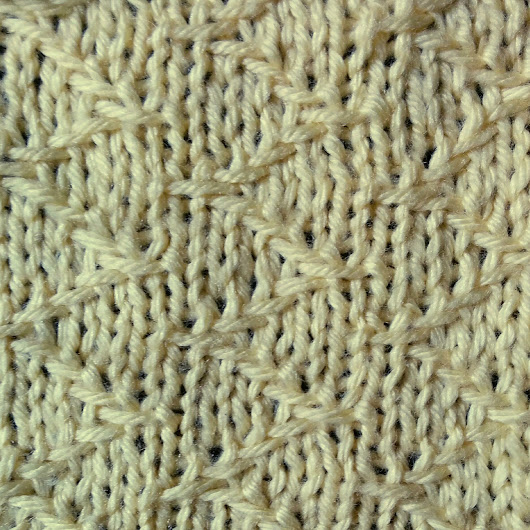 Slipped Zigzag Stitch - Purl Avenue