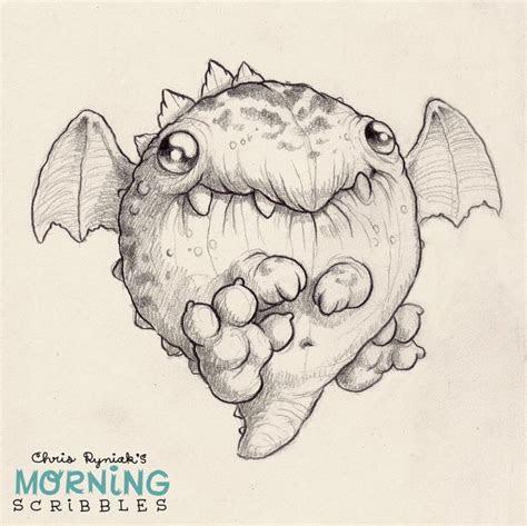 ideas  monster drawing  pinterest monster
