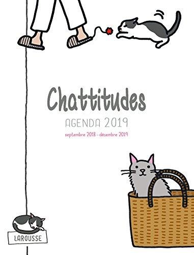 Télécharger Chattitudes Agenda 2019 Tendrementjoyeusement