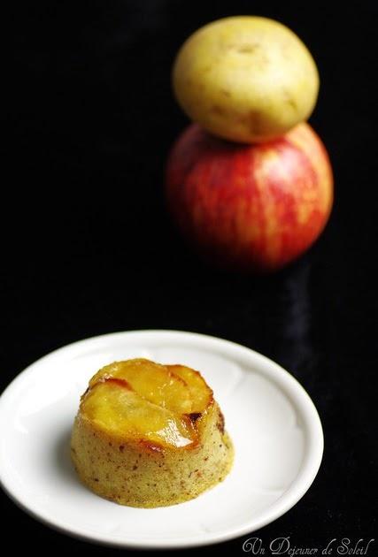 budino de pommes de terre et pommes sans gluten. Black Bedroom Furniture Sets. Home Design Ideas