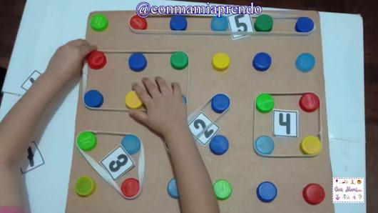 Recursos educaci n infantil google - Colores para la concentracion ...