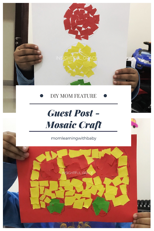 Guest Post – Mosaic Craft