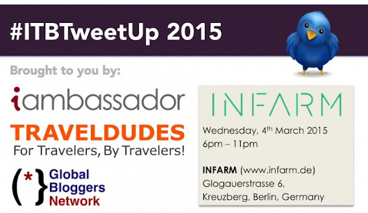 Join us at the ITB Tweet-up 2015 in Berlin | iambassador