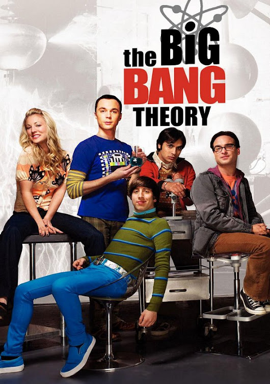 Afbeelding: The Big Bang Theory - stream tv show online