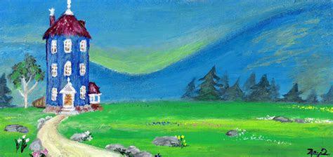 moomin valley wallpaper gallery