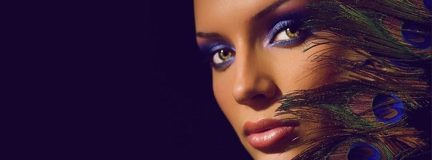 Capas facebook maquiagem beleza