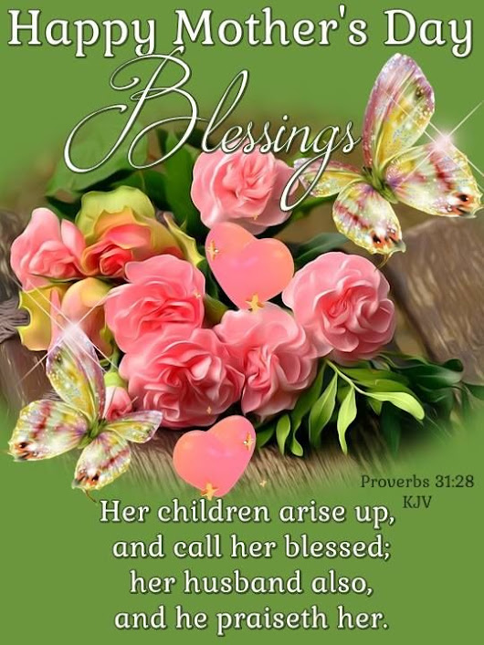 Happy Mothers Day Blessings Quote