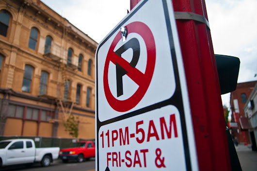 5 Simple Tips For Buying Parking Signs Online