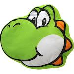 Little Buddy LLC Yoshi Face Pillow