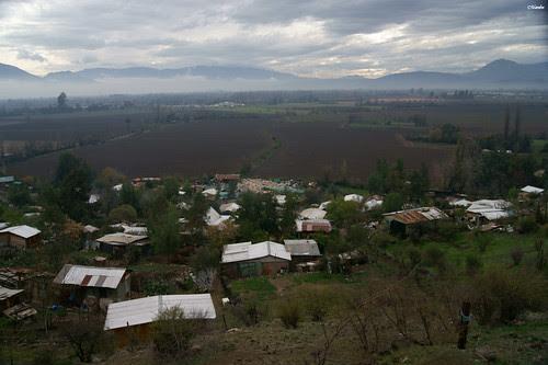 Cerro el Patagual V región Chile. by Alejandro Bonilla