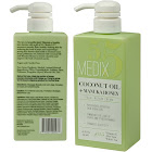 Medix 5.5 Coconut Oil Cream with Manuka Honey. Moisturizing Repair Cream Rehydrates Skin. Great for Scar and Stretch Marks. 15oz